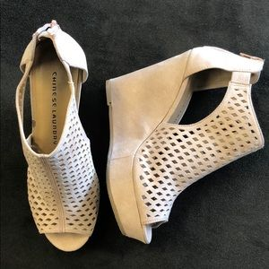 Women's Chinese Laundry wedges